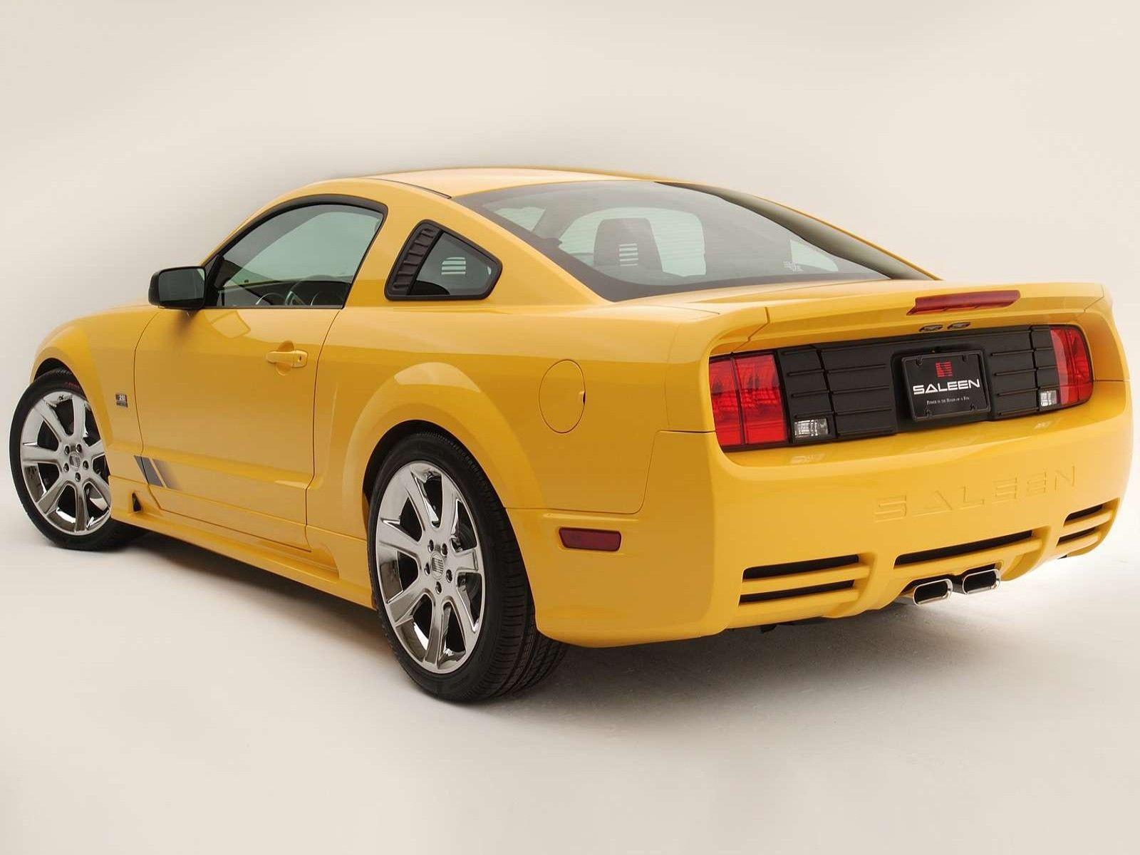2005 Saleen S281 Ford Mustang Saleen Mustang Mustang