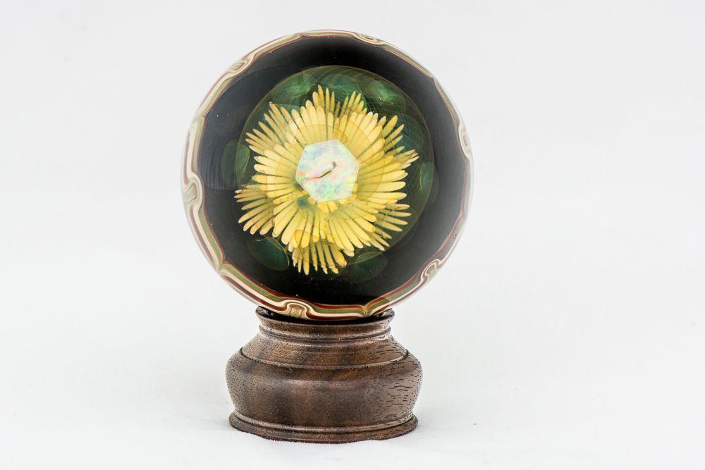 Eusheen Gordman 1 Glass Art Snow Globes Glass