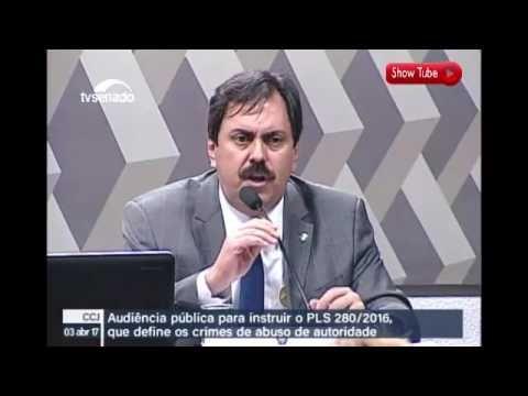 Associação dos Magistrados revela absurdos do projeto da Lei de Abuso de...