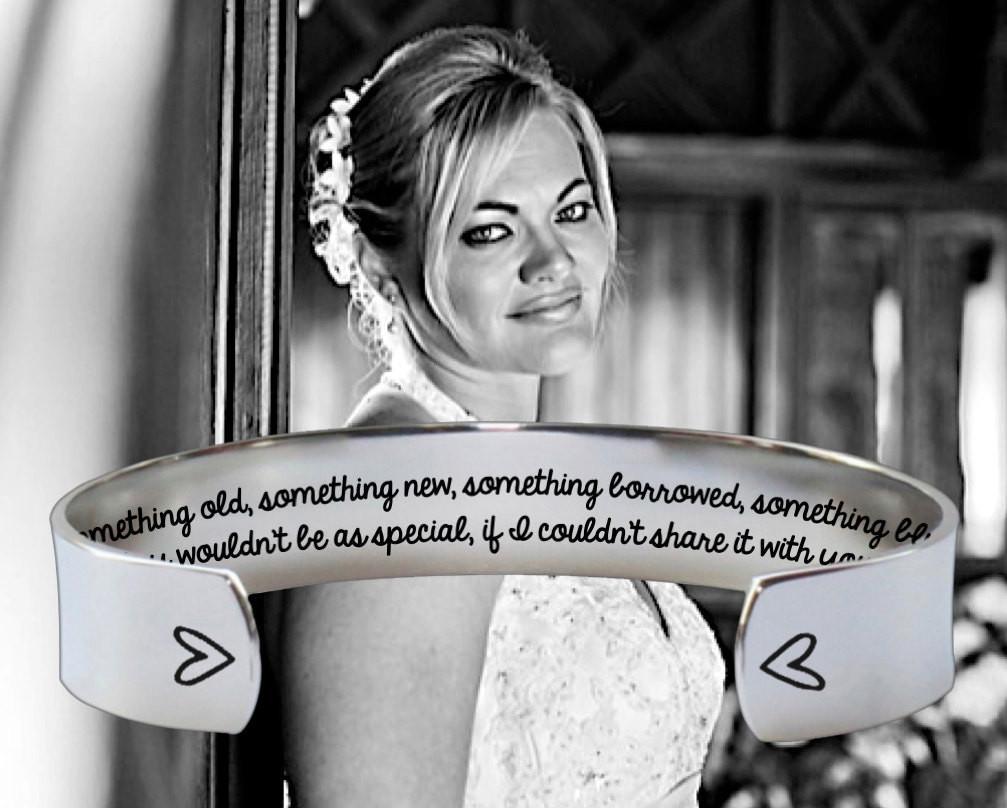 Something Old Something New | Bridesmaid Invitations