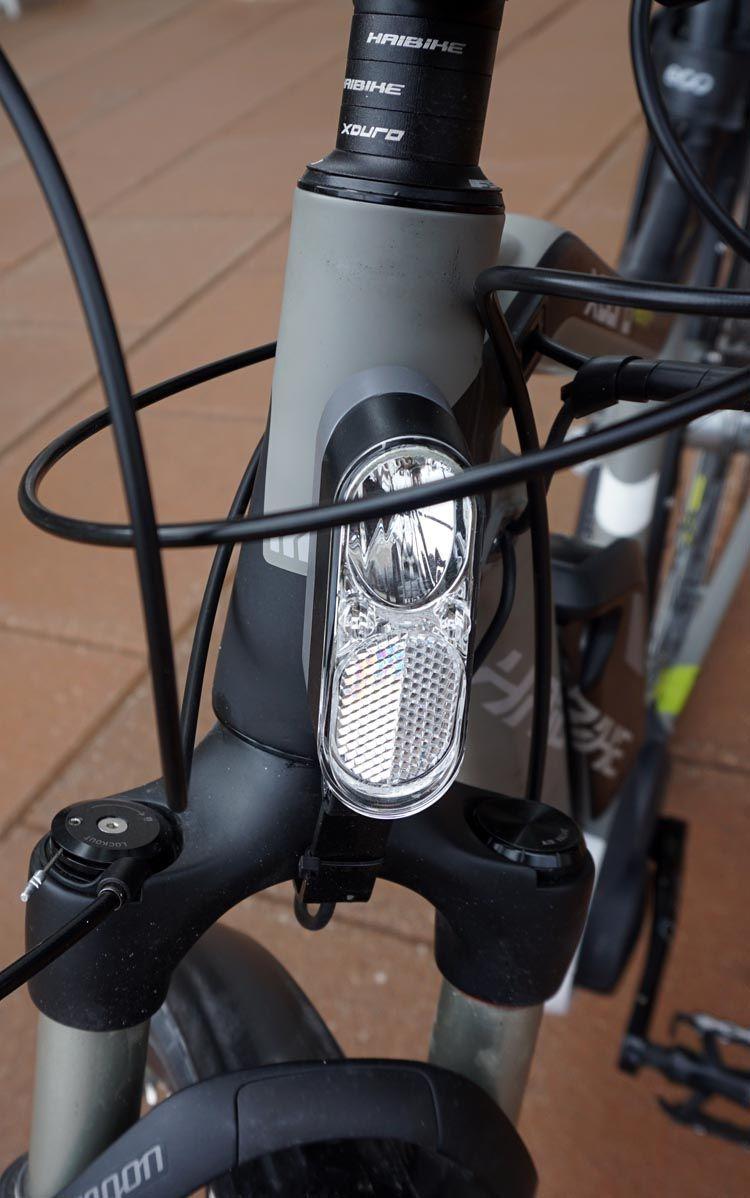 Haibike Xduro Trekking Pro Review Bike Front Light Best