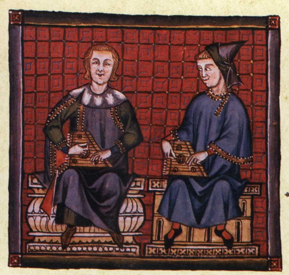 Edad Media Literatura Buscar Con Google Musique Medievale Enluminure Images