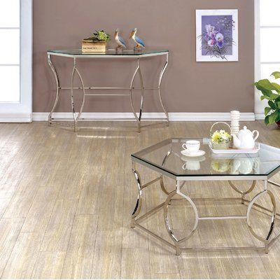 Orren Ellis Frostia Frame Coffee Table | Wayfair