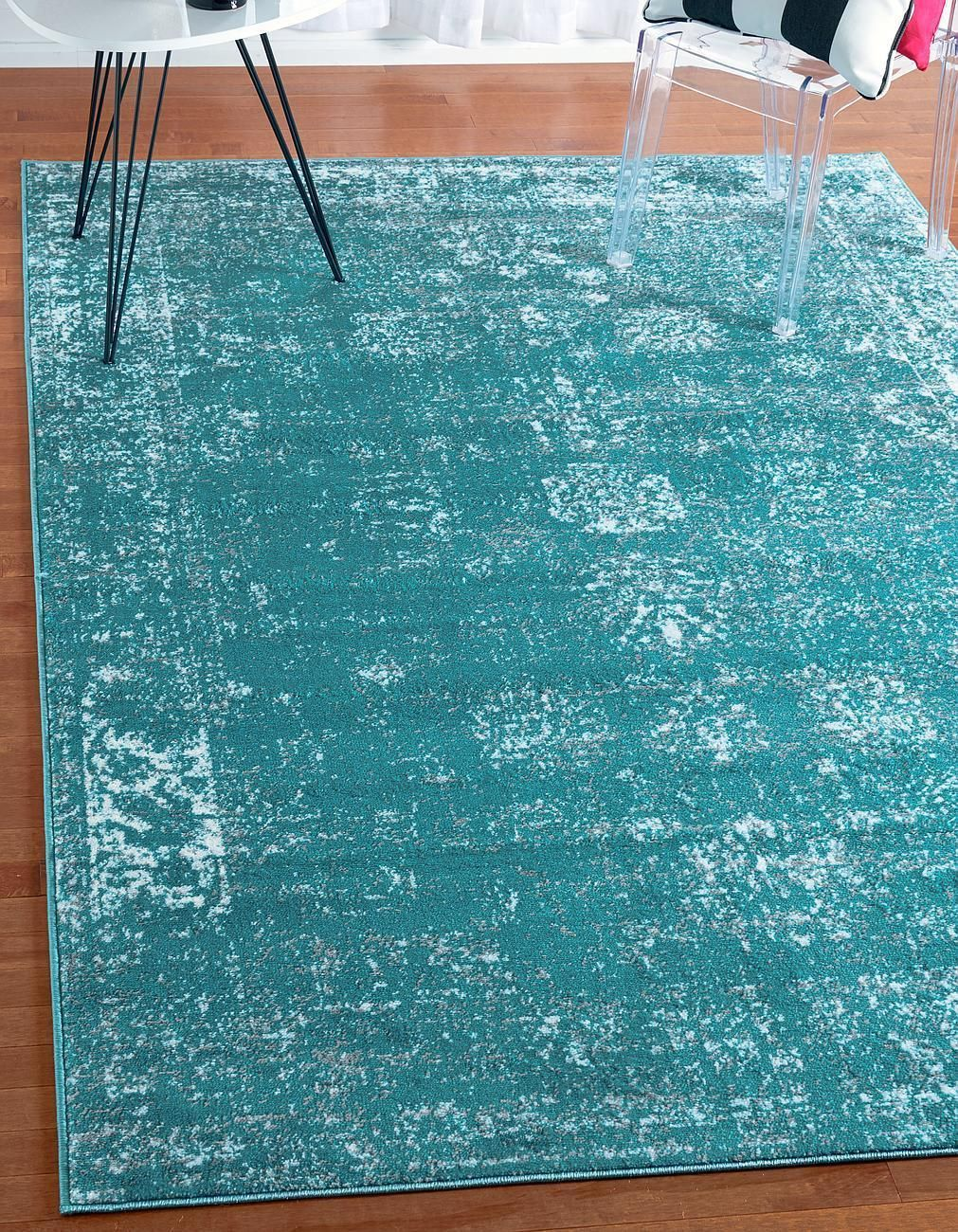 Turquoise 5 X 8 Monaco Rug Area Rugs Esalerugs New Apartment