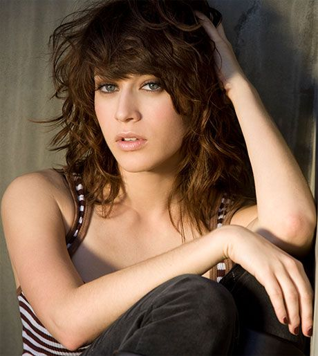 Lizzy Caplan...recipe: add Caplan to the worst of movies and shows and she makes it taste better!!