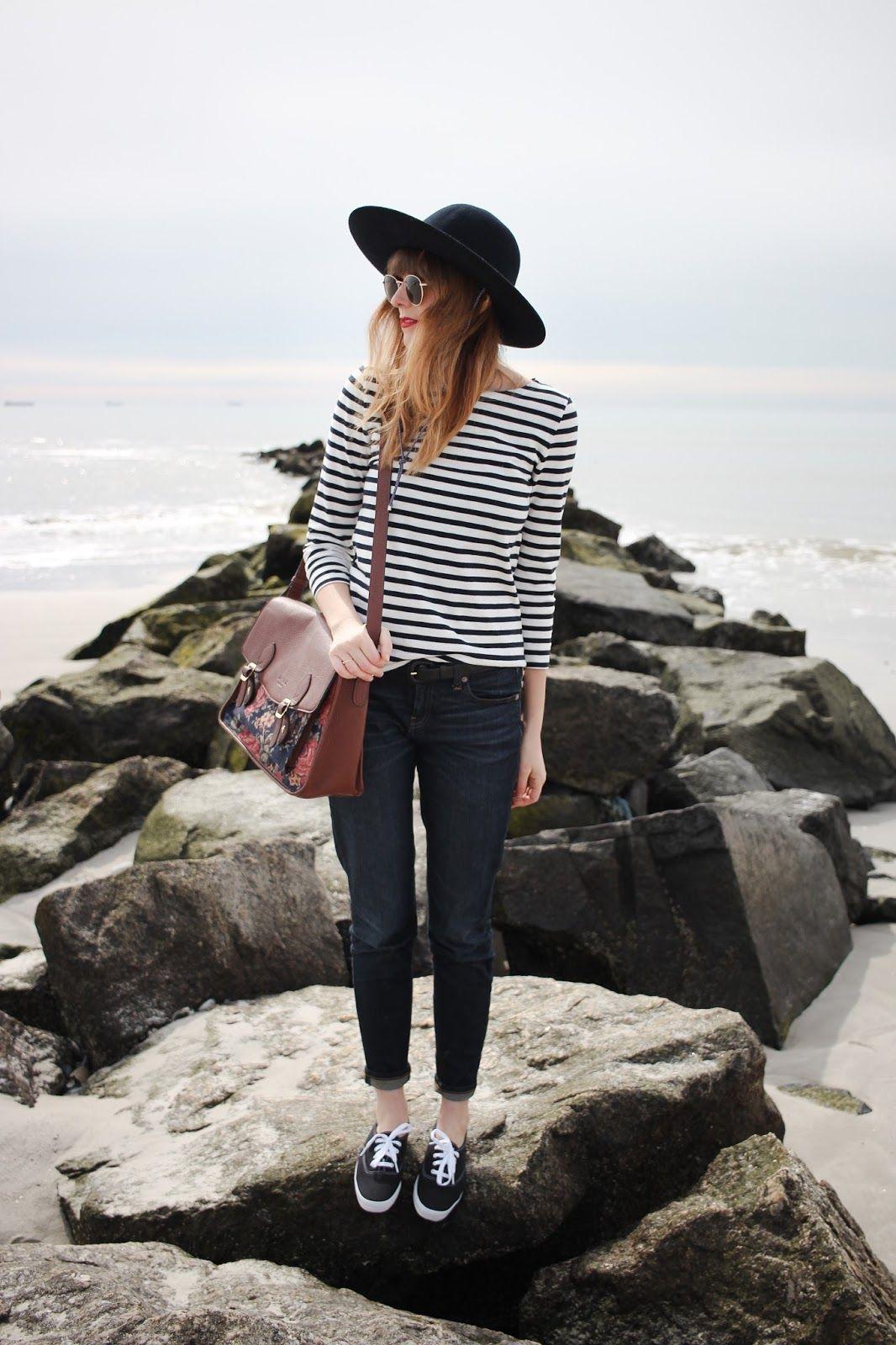 stripes & keds
