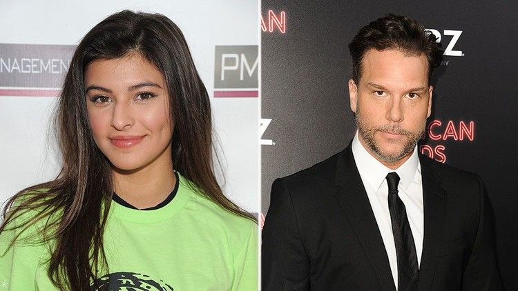 Dane Cook Addresses His 27 Year Age Gap With Girlfriend Kelsi Taylor Fox News Dane Cook Me As A Girlfriend Comedians