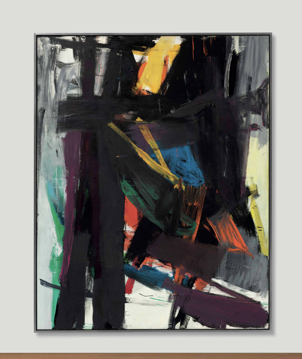 Franz Kline (1910-1962)   King Oliver   1950s, Paintings   Christie's