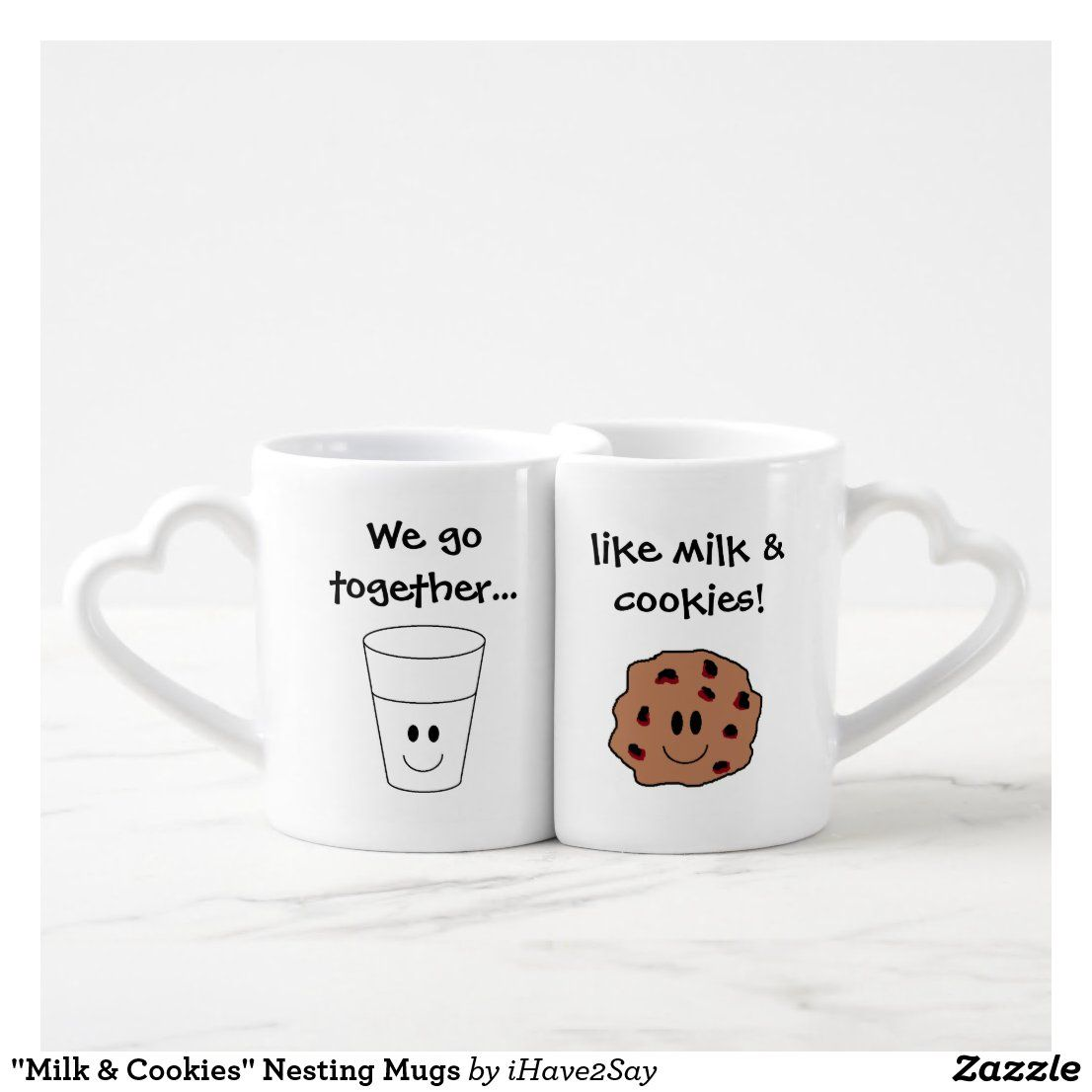 Milk Cookies Nesting Mugs Zazzle Com Mugs Milk Cookies Cute Coffee Mugs Hd wallpaper milk splash cookies mug