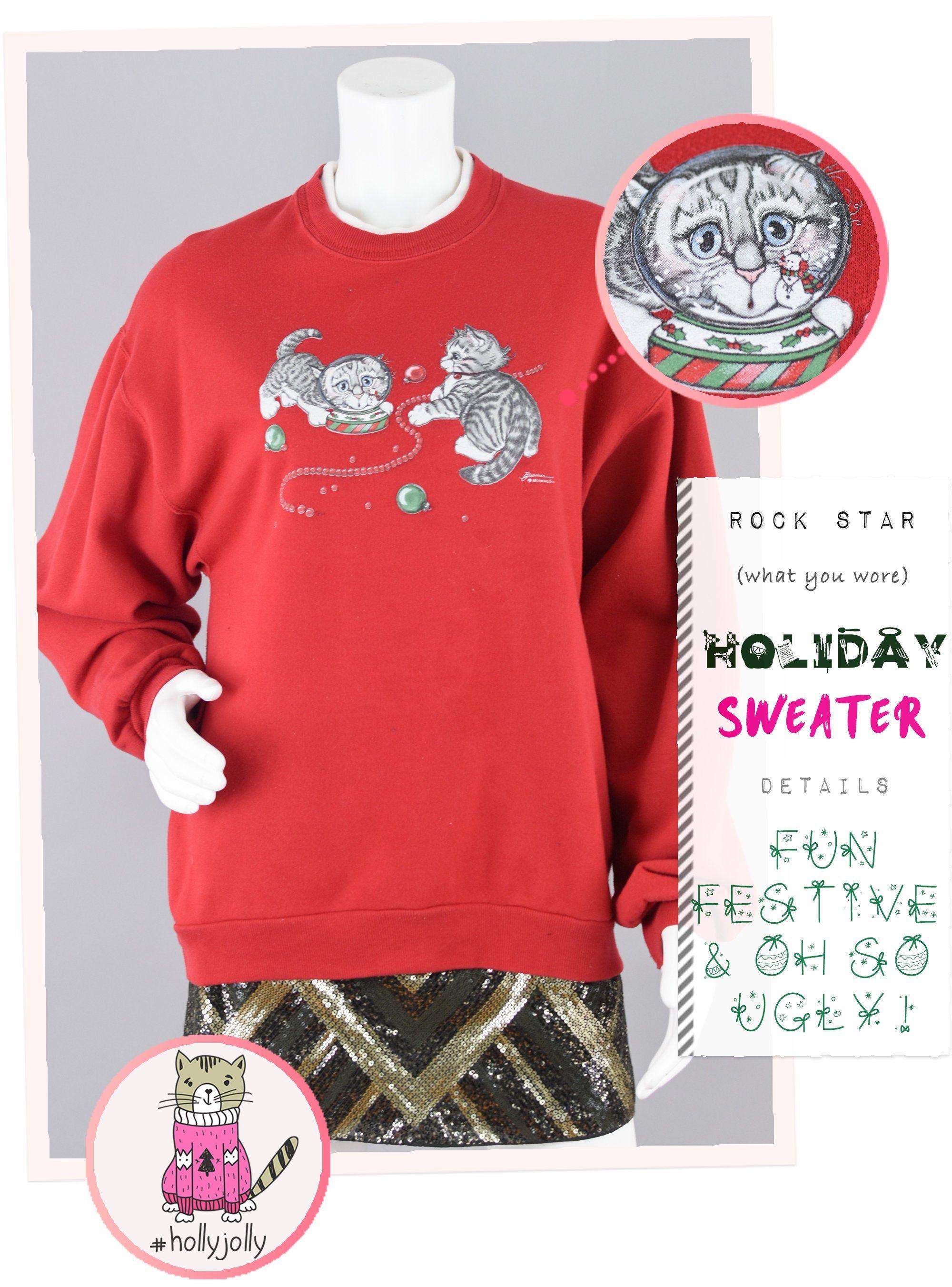 Pin On Ugly Christmas Halloween Sweaters