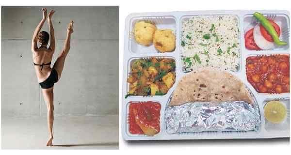 Питание диеты балерин