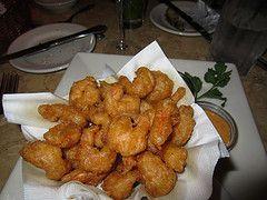 Popcorn Shrimp @ Cheesecake Factory