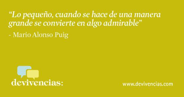 Frases Mario Alonso Puig Frases De Superacion Frases Y