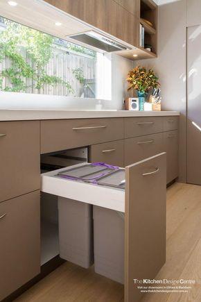 Dise os de cocinas modernas y minimalistas ideas y fotos - Diseno cocinas modernas ...