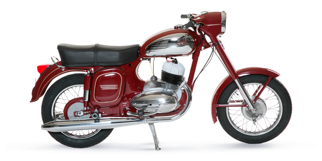 Jawa 250 Br 1970 G Motocykle