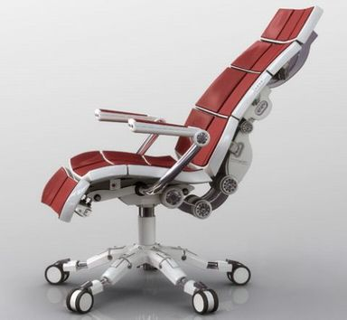 The Ultimate Self Adjusting Office Chair Cof Office Chair Office Chair Design Stylish Office Chairs