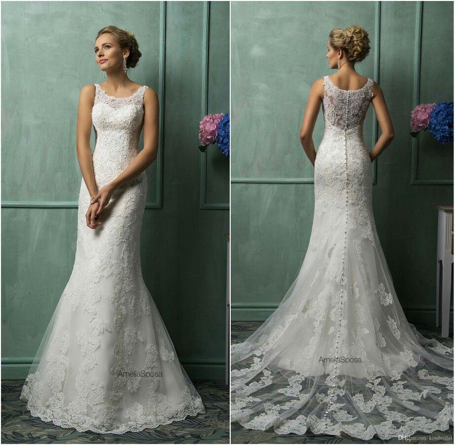Slim fit wedding dresses  Pin by Elise Berrill on Weddings  Pinterest  Wedding planning