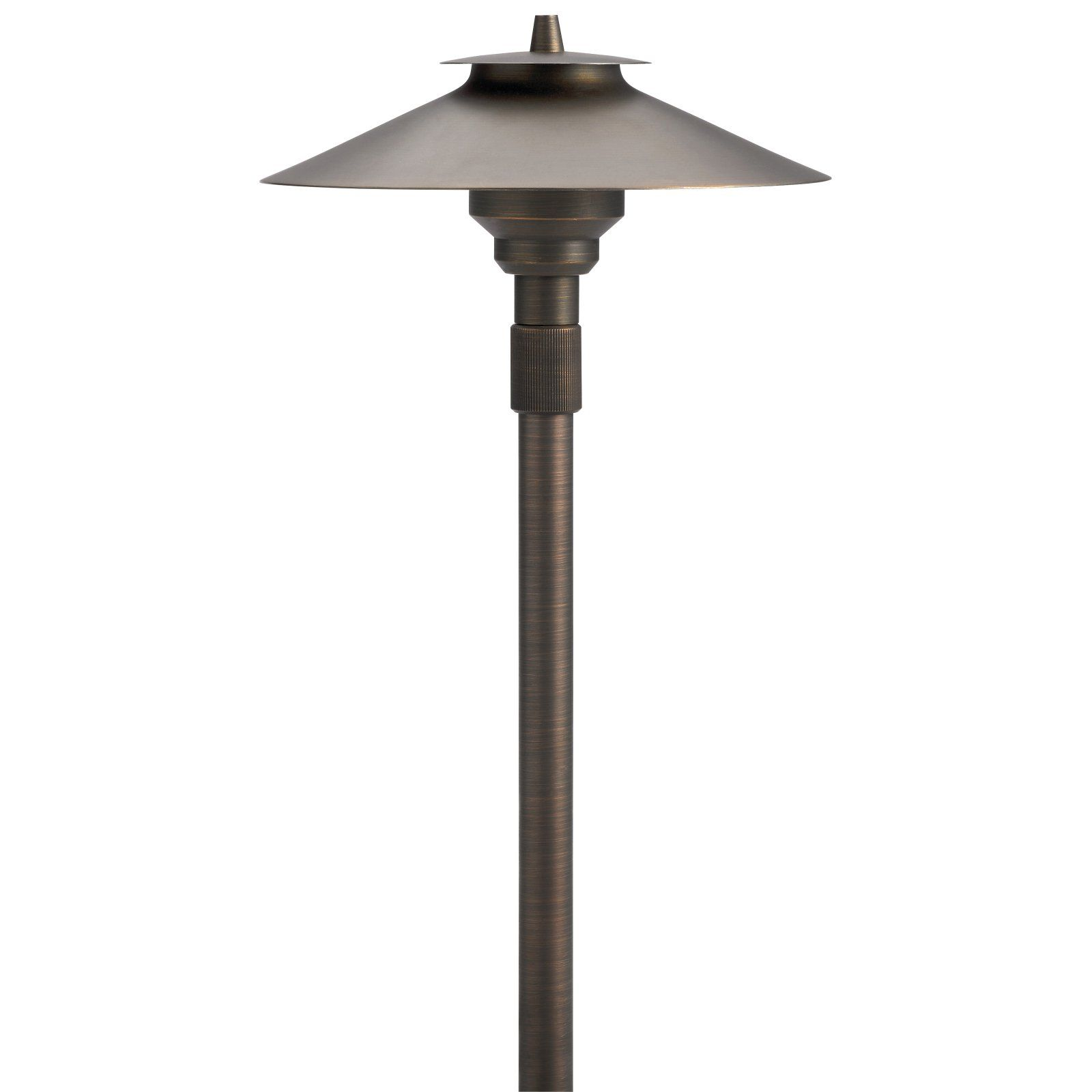 Kichler Br Adjule Height Path Light Products In