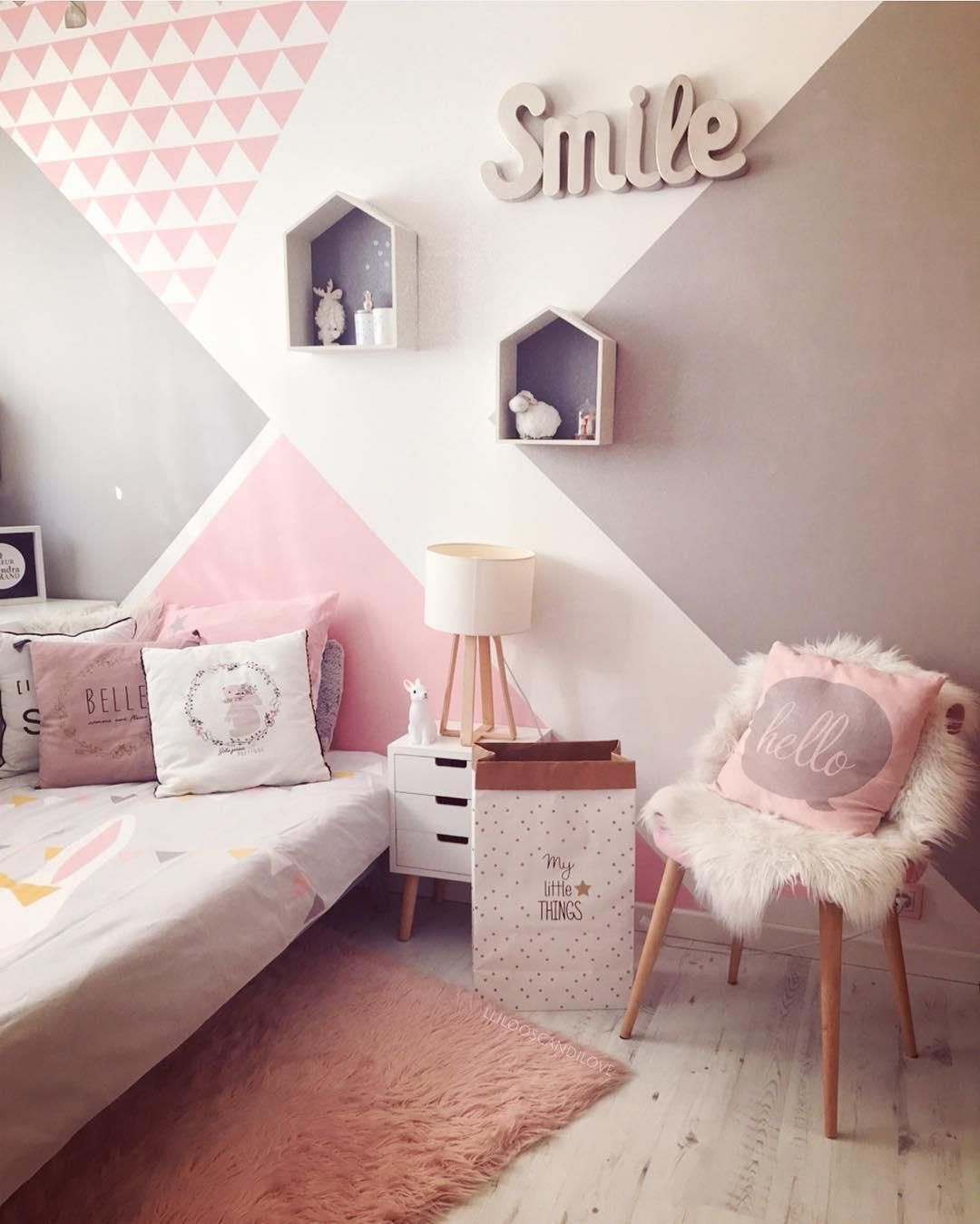 Schaffell Carry Wandfarbe Kinderzimmer Kinder Zimmer Deko Kinderzimmer Dekor