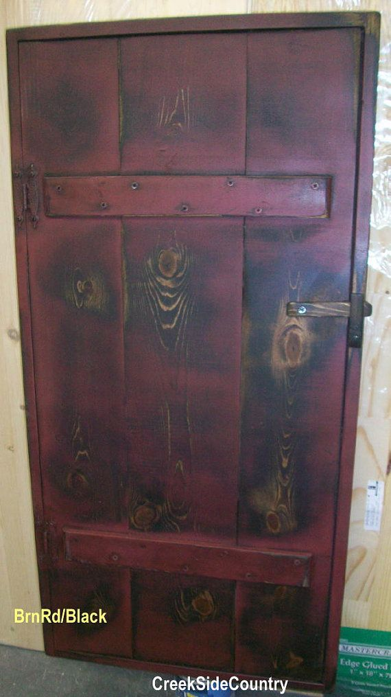 PRIMITIVE Wood Circuit Breaker Large Fuse Box by CreekSideCountry – Large Fuse Box