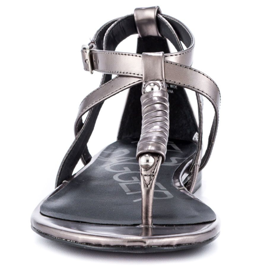 Kimmy Leather - Pewter Mirror  Kelsi Dagger $99.99