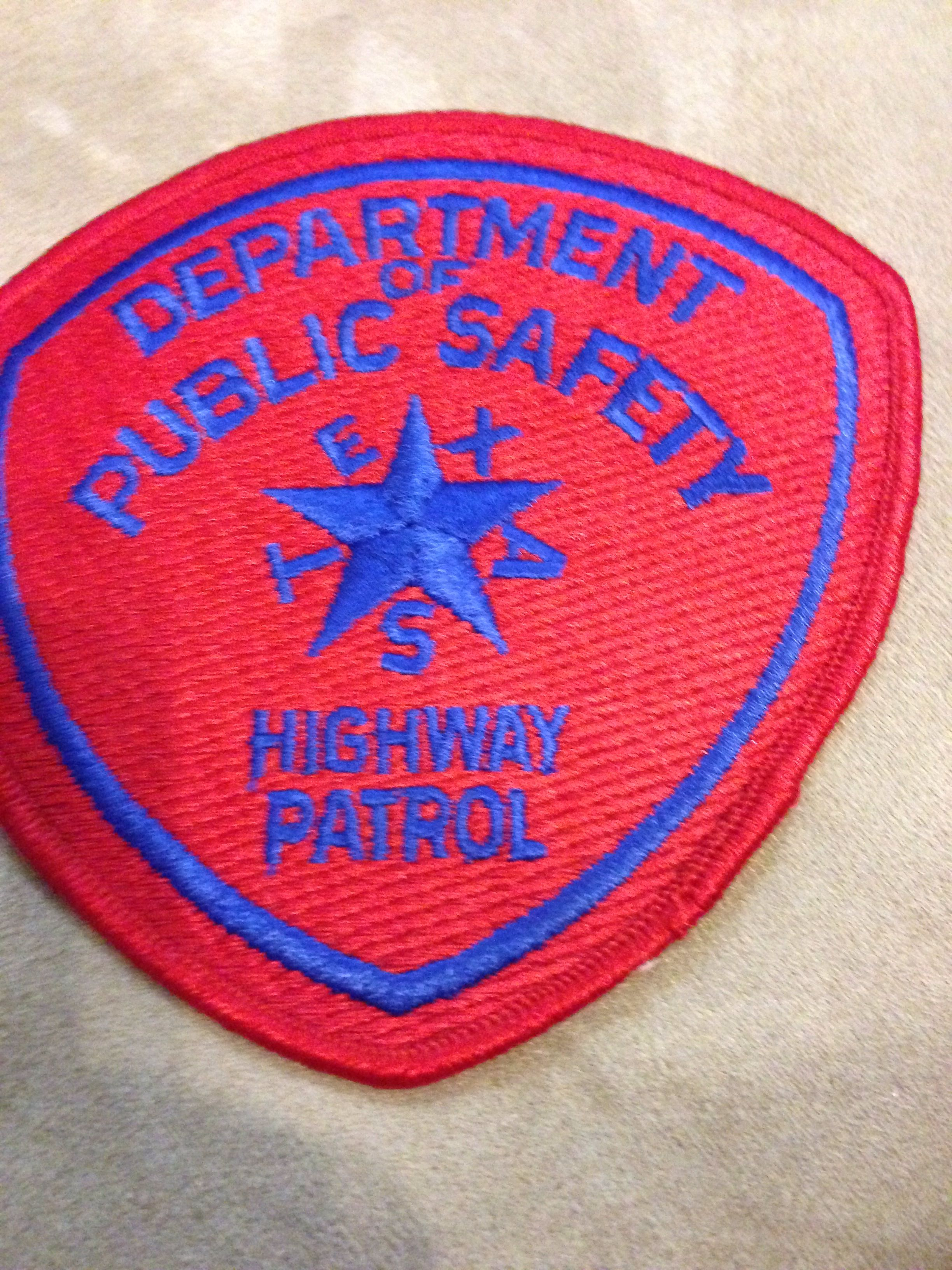 Texas Department of Public Safety Highway Patrol Police
