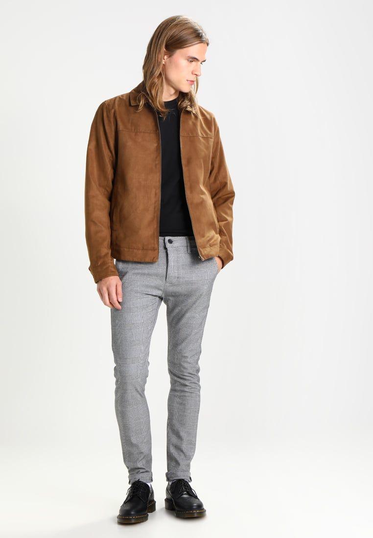 b8ac1251 Consigue este tipo de chaqueta de cuero de Burton Menswear London ...