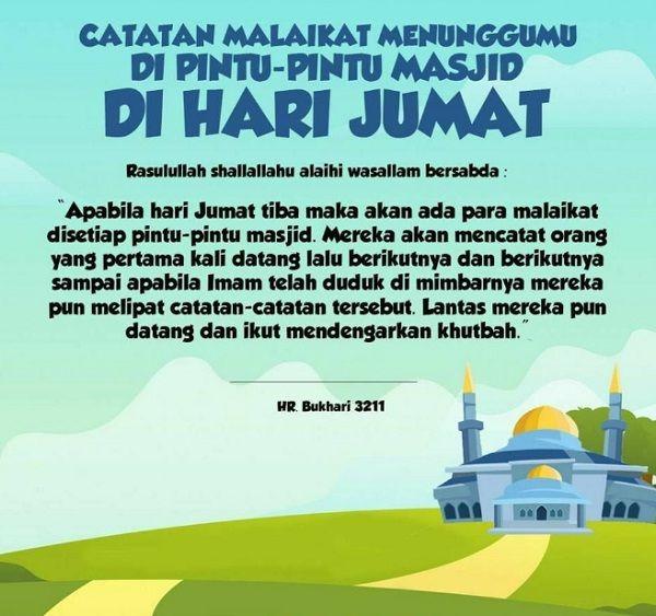 Kata2 Mutiara Islam Hari Jumat