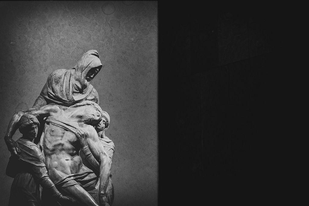 #foto #blog #alessandrogaziano #firenze #arte #michelangelo #pietà #MuseodellOperadelDuomo