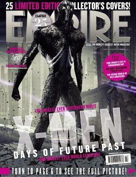 25 portadas de colección sobre X-Men - Días del Futuro Pasado por la Revista Empire