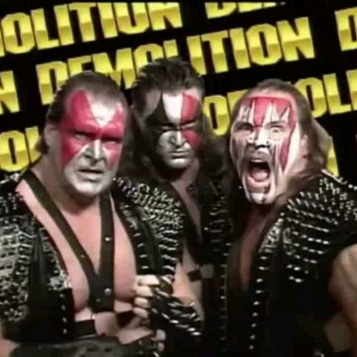 Demolition Classic Wrestling Wrestling Wwe Wwe Wallpapers