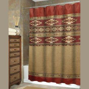 Amazing Chapel Hill Antigua Shower Curtain