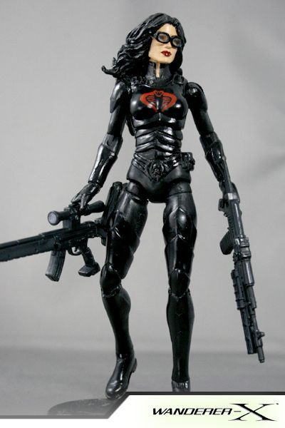 baroness action figure