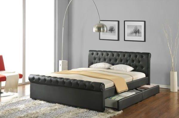 Queen Bett Kopfteil Und Rahmen Schlafzimmer Queen Bett-Kopfteil Und