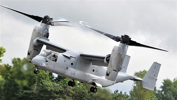 US Navy plans to fly a Boeing V-22 Osprey aircraft with 3D printed