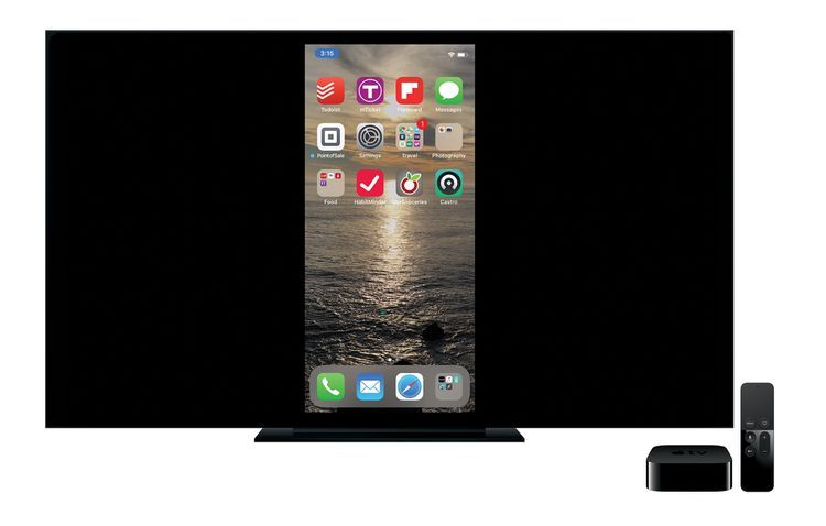 How Does Airplay Mirroring Work Apple Tv Apple Wifi