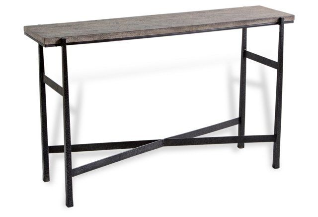 Hallsey Console Table