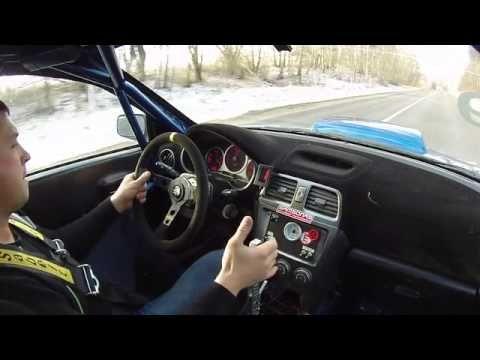 Samsonas Subaru Impreza WRX STI Sequential Gearbox Quick