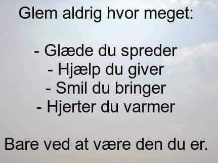 Pin Af Hanne Andersen Pa Reklame Sjove Citater Kloge Citater Positive Citater