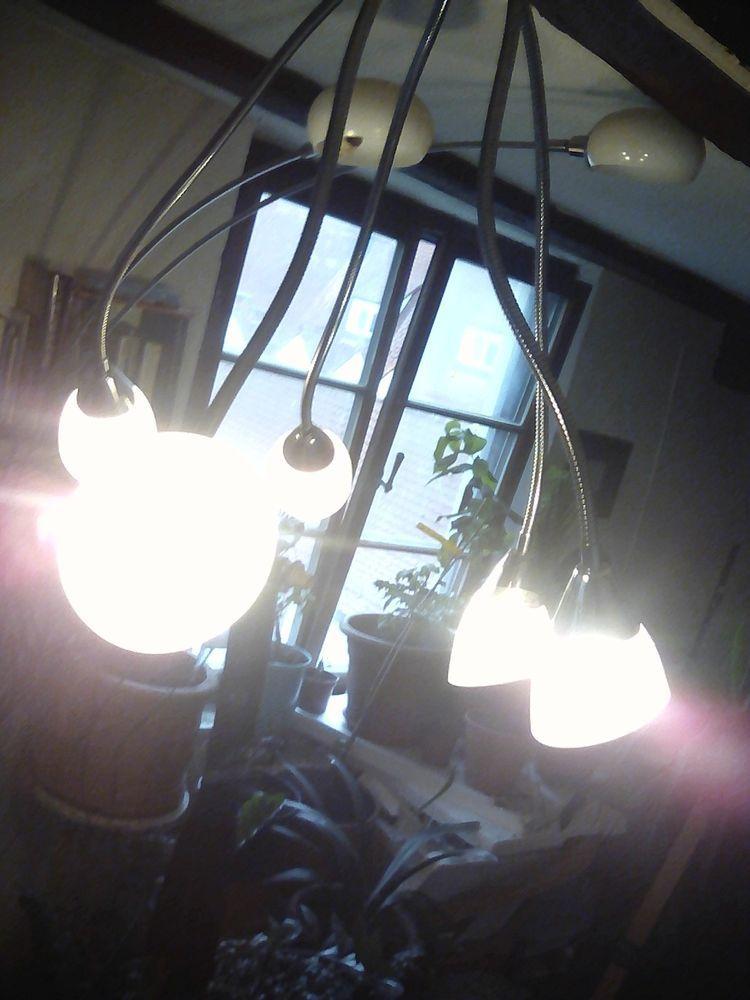 Details zu Schienensystem Halogen 4er Spot Deckenlampe 4x35W