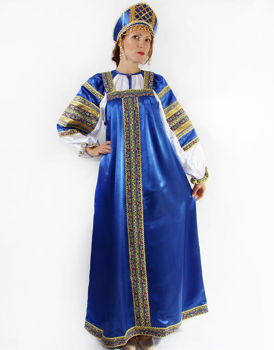 48++ Russian dress information