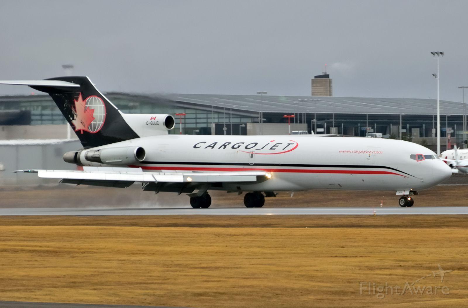 Photo of CJT Boeing 727200 (CGUJC) FlightAware Aviones