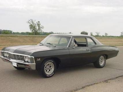 1967 Chevrolet Biscayne 2 Door Post 396 4bbl Th400 Classic Cars