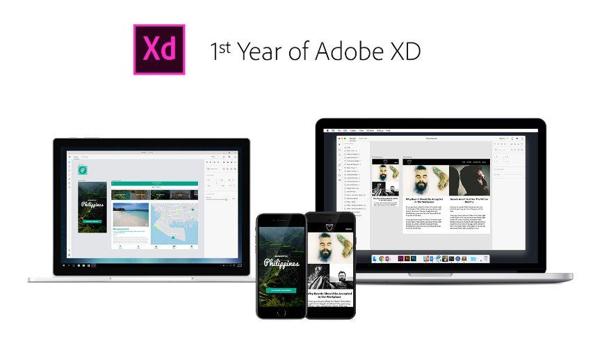 Adobe XD receives a fresh update for 2017 Adobe xd