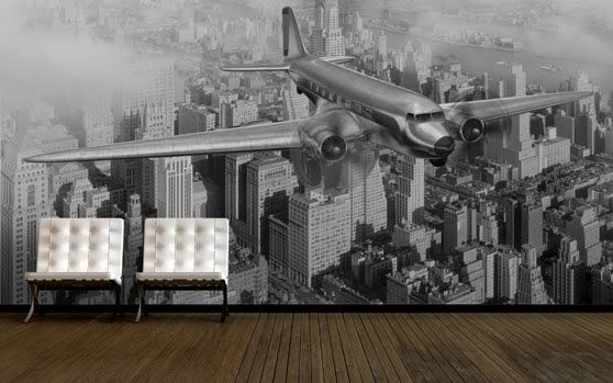 Building Blocks Mural Wall Decal Choose A Panel Size To Give Your Den Wall  That Whitewash A New Take On Vintage Is To Add A Custom Wall Mural Of A  Vintage Part 95