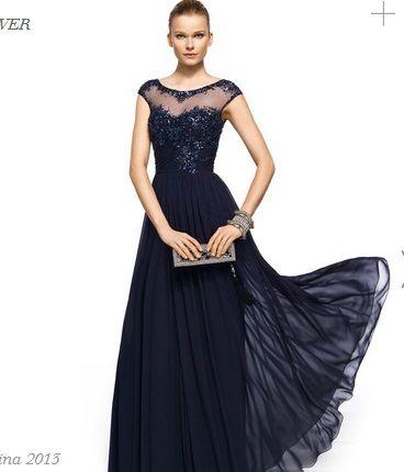d3528052d Vestidos de Encaje para Madrinas