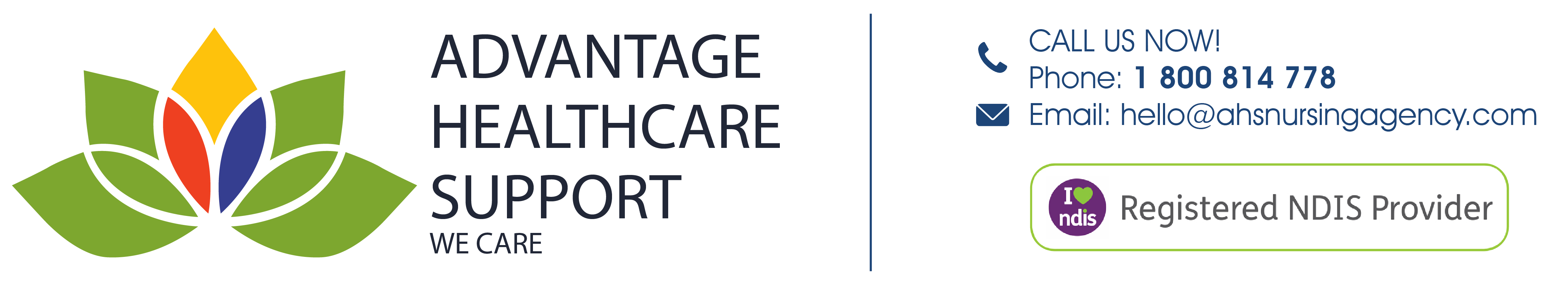 Advantage Healthcare Support Nursing Agency was founded by