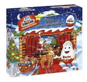 Kinder Weihnachtskalender.Pin On Christmas Time In Germany Weihnachtszeit