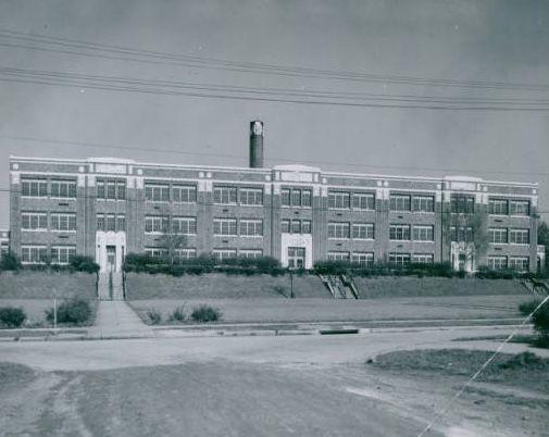 1948 Goodyear Heights Gary Rd George Barber Grade School Built In