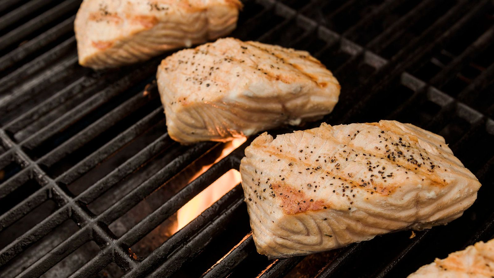 Simplest Grilled Salmon Recipe Recipe Recipes Cooking Grilled Salmon